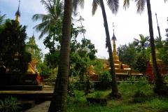 Kaung-Say-Kyon-Pagodas